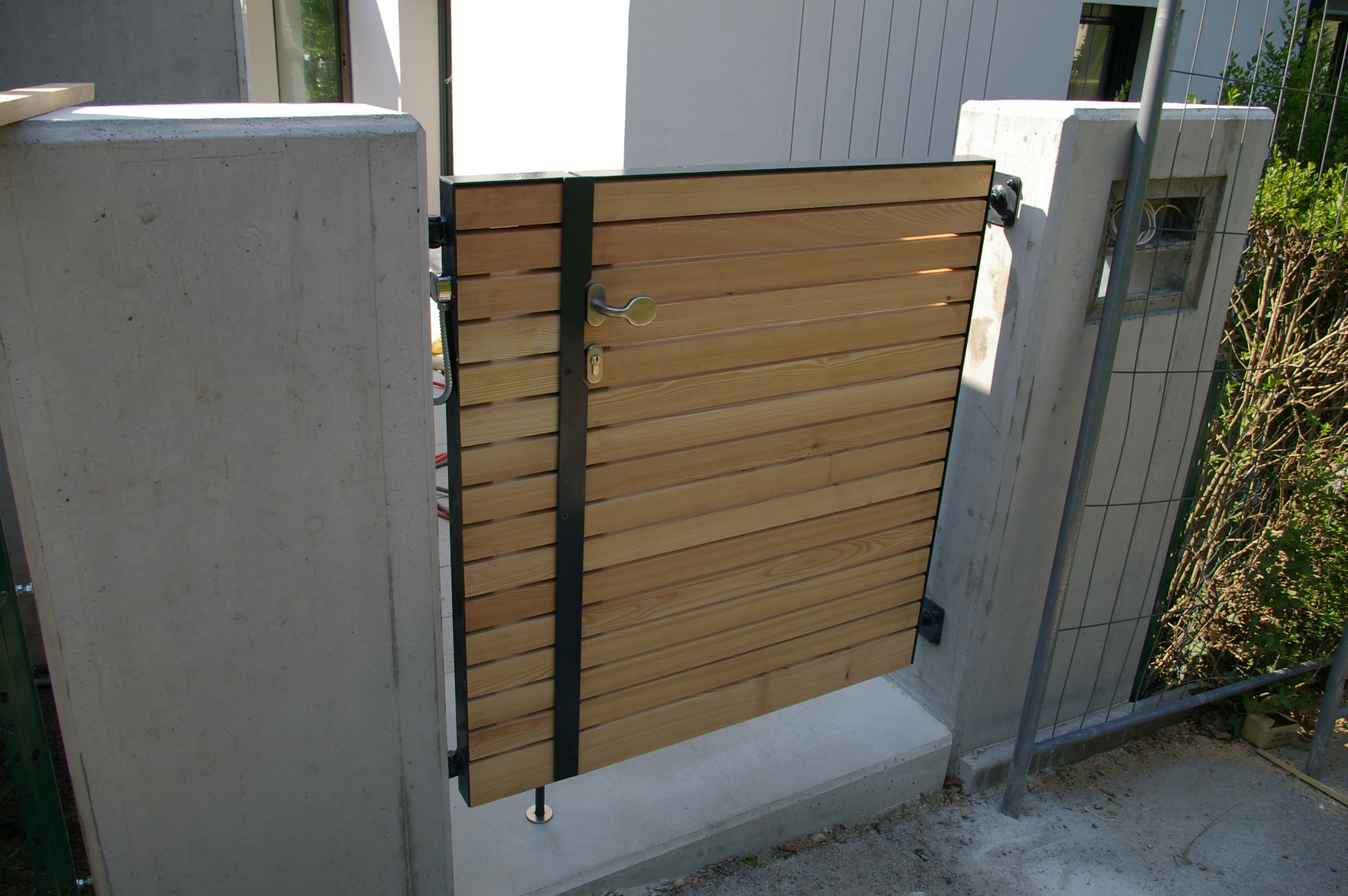 Gartentore Aus Holz Und Metall – kartaginafo