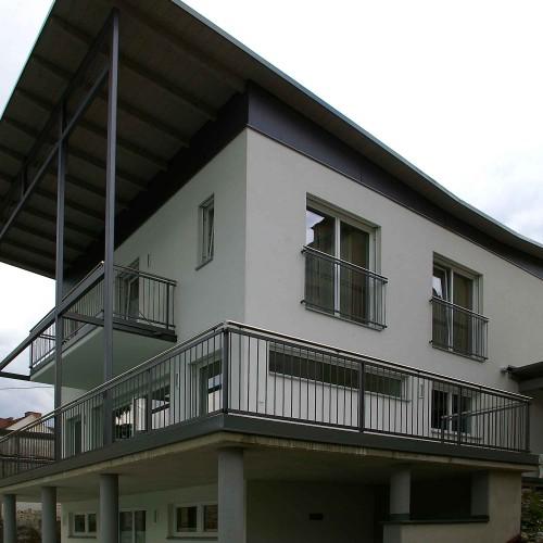 GL0519 Balkonkonstruktion Seitlich