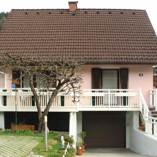 GL8262 Balkon und Stiegen Gelaender